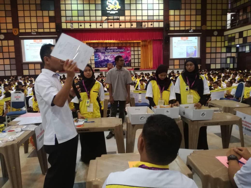 Ve Politeknik Ungku Omar Ipoh Perak 26 06 2019 Portal Pendidikan Pengundi