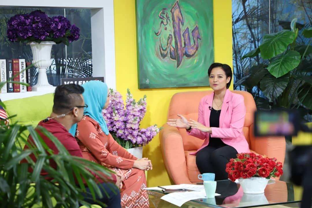 APR Peneraju Pendidikan Pengundi – Rafidah Arshad
